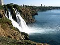 Дюденский водопад (Анталья).JPG