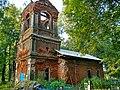 Комсомольский р-н, Писцово, Казанская церковь, вид 2.jpg