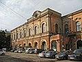 Конюшенная площадь, 2Г. Конюшенный музей, вид со двора01.jpg
