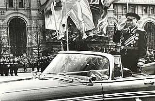 1965 Moscow Victory Day Parade