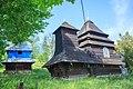 Михайлівська церква (дер.) 1745 р. Ужок 7775-HDR.jpg