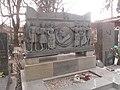 Могила писателя Алексея Толстого.JPG