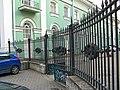 Немецкая лютеранская церковь св. Анны, ограда по Фурштадтской04.jpg