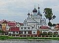 ПАСТАВЫ. Праваслаўная царква Святога Мікалая (1894) - PASTAVY. St Nicholas orthodox church. (HDR).jpg