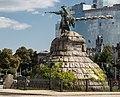 Пам'ятник Богданові Хмельницькому Monumento a Bogdan Khmelnitsky.jpg