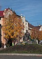 Пам'ятник Олександру Духновичу в місті Мукачево.jpg
