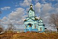 Рогозів. Дерев'яна Миколаївська церква 1892 року.JPG