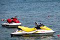 Скутеры на пляжах Кемера.JPG