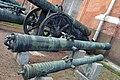 Ствол 18 фунтовой (140-мм) рижской пушки Большой Дракон.jpg