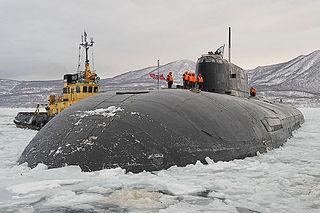 Oscar-class submarine