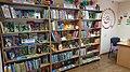 Хмельницька міська ЦБС, Бібліотека-філія №10. Абонемент 1-4 класи. 2019. Фото 2.jpg