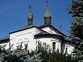 Храм Покрова Пресвятой Богородицы Новоспасский монастырь Москва 4.JPG