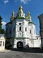 Церква Всехсвятська над економічною брамою-1.JPG