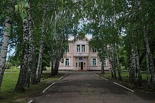 Kolyshleysky District District in Penza Oblast, Russia