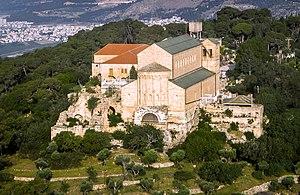 Church of the Transfiguration - Image: הכנסיה