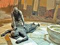 פסלים בהחמאס התורכי.JPG