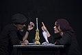 تئاتر باغ وحش شیشه ای به کارگردانی محمد حسینی در قم به روی صحنه رفت - عکاس- مصطفی معراجی 20.jpg