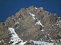 قله شهباز - بلندترین قله استان مرکزی با ارتفاع بیش از 3300 متر - panoramio.jpg