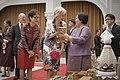 นายกรัฐมนตรีและภริยา พา H.E.Ms.Quentin Bryce AC ผู้สำเ - Flickr - Abhisit Vejjajiva (4).jpg