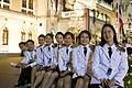 นายกรัฐมนตรีและภริยา ในนามรัฐบาลเป็นเจ้าภาพงานสโมสรสัน - Flickr - Abhisit Vejjajiva (17).jpg