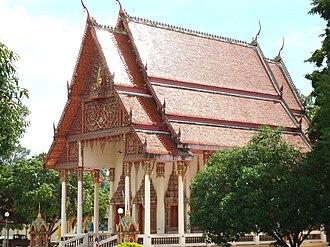 Nakhon Nayok Province - Wat Khiri Wan