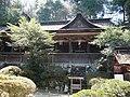 吉野町吉野山 吉野水分神社本殿 Yoshino-mikumari-jinja 2010.3.30 - panoramio.jpg