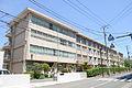 横須賀市立常葉中学校 正門.JPG