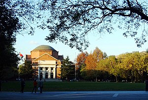 Education in Beijing - Tsinghua University is a top university in mainland China