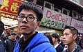 香港旺角衝突案 法庭向黃台仰李東昇發拘捕令1.jpg
