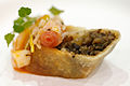 00 Bacon and lamb strudel with midwestern spring pickle - Farmhouse - Baconfest 2013.jpg