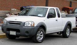 2001-2004 Nissan Frontier (North America)