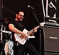 "02-08-2014-Vegard ""Ihsahn"" Tveitan with Emperor at Wacken Open Air 2014-JonasR 08.jpg"