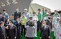 04.13 總統出席「海軍新型兩棲船塢運輸艦命名暨下水典禮」 - Flickr id 51112665264.jpg
