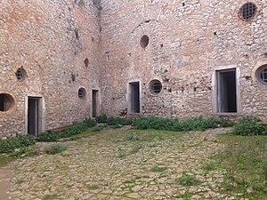 Palamidi - Image: 05.Φρούριο Παλαμηδίου GR J11 0053