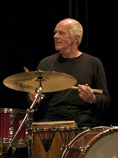 Pierre Favre (musician) Swiss jazz drummer and percussionist