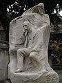 066 Tomba de Nicolau Juncosa, escultura d'Antoni Pujol.jpg