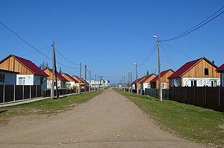 Dapparay Selo in Sakha Republic, Russia