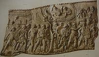 098 Conrad Cichorius, Die Reliefs der Traianssäule, Tafel XCVIII.jpg