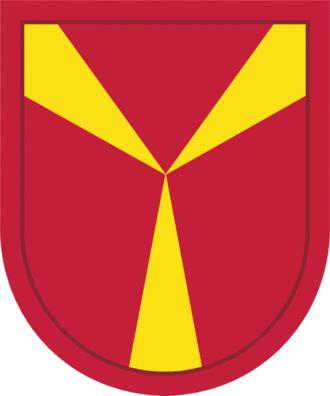 1st Battalion, 377th Field Artillery Regiment - Image: 1 377 FAR Flash