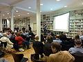 10 Jahre Wikipedia - München Literaturhaus 2.JPG