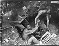 111-SC-190532 - Mortar crew of Co. B, 132nd Infantry, Americal Div. The company took part in the attack on Jap positions on Hill 260, Bougainville.jpg