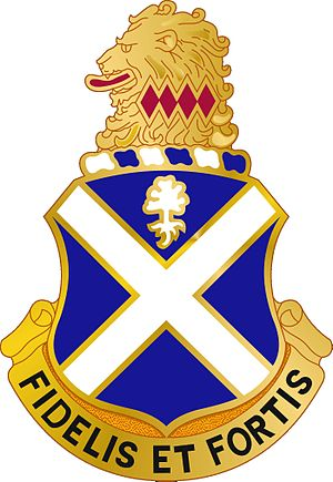 113th Infantry Regiment (United States) - Image: 113 Inf Rgt DUI
