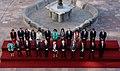 11 Marzo 2018, Pdta. Bachelet y Ministros participan de foto oficial previo al cambio de mando. (39852884975).jpg