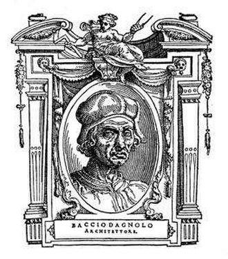 Baccio D'Agnolo - Image: 123 le vite, baccio d'agnolo
