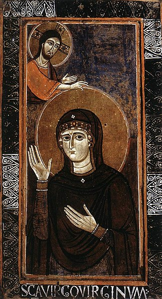 File:12th-century unknown painters - The Madonna as Advocate (Haghiosoritissa) - WGA23862.jpg