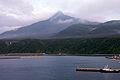 130726 Mount Rishiri view from Oshidomari Port in Rishiri Island Hokkaido Japan02s3.jpg