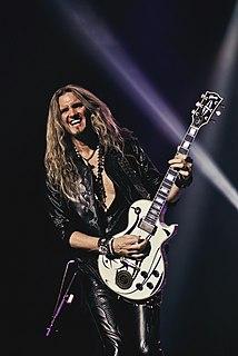 Joel Hoekstra American guitarist (born 1970)