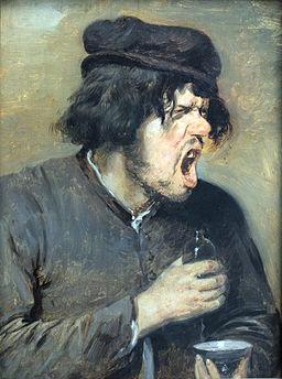 1637 Brouwer Der bittere Trank anagoria