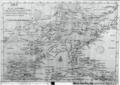 1683 LaSalle, Carte de la Louisiane.png