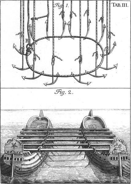 17th century salvaging